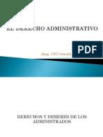 07 Derechos y Deberes de Los Administrados