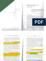 (PELLEGRINI, 2003) Narrativa Verbal e Narrativa Visual - Possíveis Aproximações