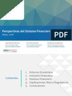 Presentación Sectorial Sistema Financiero