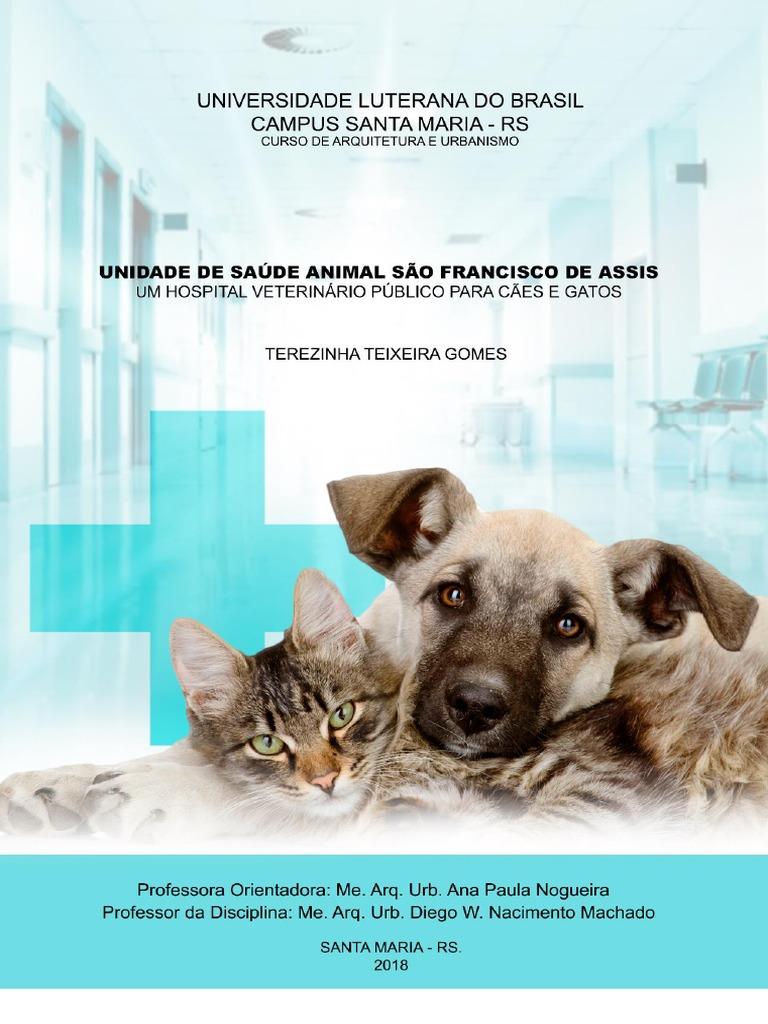 TCC   Unidade de Saúde Animal São Francisco de Assis   Um Hospital ...
