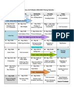 2016-17 1st 9 Weeks US Pacing Calendar