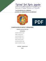 Grupo 3 Planeacion de Ventas y Operaciones