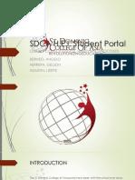 SDCA Portal