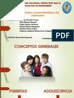Cambios Anatomofisiologicos Adolescente Casi