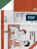 Conservas de Tomate - Conservación Casera Del Tomate- Ediciones Divulgativas Ministerio de Agricultura y Cría de Venezuela Reedición 1998