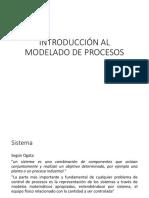 1 - Introducción Al Modelado de Procesos