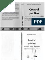 Control Publico - Miriam Mabel Ivanega - 2016