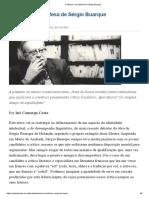 Iná Camargo Costa 2018 04 17 - Polêmica_ Em Defesa de Sérgio Buarque (Sobre o Livro de Jessé de Souza)