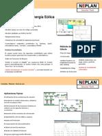 Sesin 03 - Wind Power Application Spanish