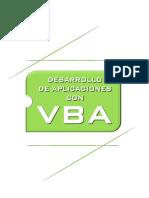 Desarrollo de Aplicaciones Vba