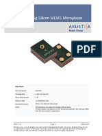 DS37-1.01 AKU143 Datasheet-552974