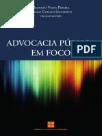 Advocacia Publica Em Foco Capitulo 9