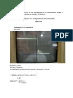 Calculos y Resultados Labo 4