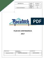 Plan de Contingencia 2017