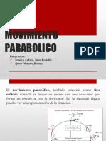 Movimiento Parabolico