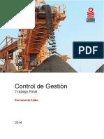 Trabajo Ferronorte - Ejemplo