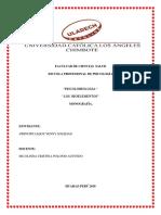 Hipofisis de La Segunda Unidad Monografico