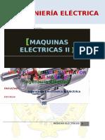 Informe 1 de Maquinas Electricas II UNMSM
