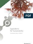 Danisco A/S 2009-10 Sustainability Report