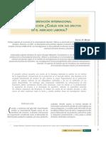 Fragmentacion Del Mercado Laboral y Sistema Mundo