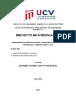 Facultad de Ingenieria Ambiental y Arquitectura
