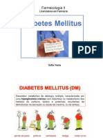 Modulo Diabetes Farmacologia II SV