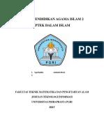 Cover Tugas Agama Islam