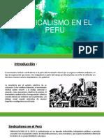 Sindicato en El Peru