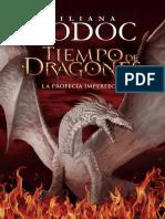 Tiempo de Dragones - La Profecia Imperfecta