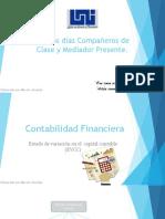 Buenos Días Compañeros de Clase y Mediador Presente