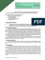 Proyecto Acompañamiento Provincial