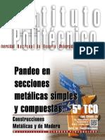 CONSTRUCCIONES METALICAS Y de MADERA Pandeo en Secciones Metálicas Simples y Compuestas