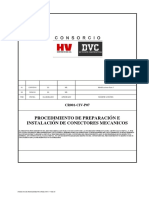 Cr 001-Civ-p07 Procedimiento de Preparacion e Instalacion de Conectores v01