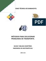 PROBLEMAS DE TRANSPORTE.pdf