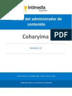 Manual Del Editor Web Coharyima