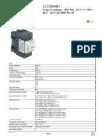 Motor Starter Components Finder_LC1D65AM7