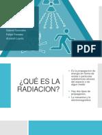 Radiacion Medicina