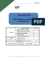 Taller Electromecánico 3