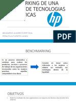 Benchmarking de Una Empresa de Tecnologias Informaticas