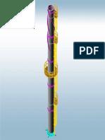 Chamine Metalica - Diam. 2m x h=24.5m