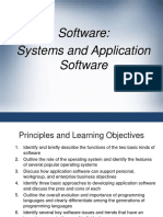 01 Software - System and Application Software