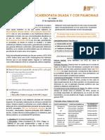 Cardio - 12. MCD y Cor Pulmonale