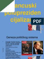 Francuski poluprezidencijalizam.ppt