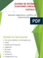 Método algebraico de Optimiz.ppt