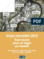 CIC Guide-immobilier 2010