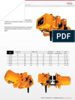 Catalogo de Trolle Electrica Txk