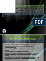 Foundations of Business Intelligence