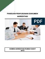 Panduan Penyusunan Dokumen Akreditasi (Edited 1) - Copy