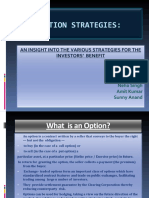 Presentation on Option Strategies