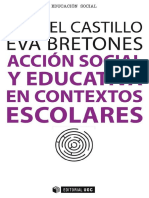 Accion Social y Educativa